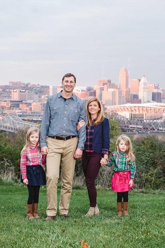 Dr. Joel Maier & Family